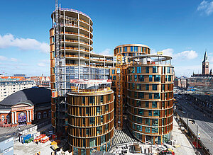 FlowCon Project Axel Tower Copenhagen Denmark