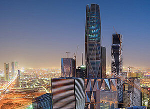 FlowCon Project CMA Tower Riyadh Saudi Arabia