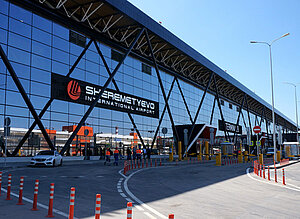 FlowCon Project Sheremetyevo Airport Terminal C Moscow Russia